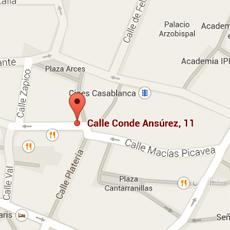 Calle Conde Ansúrez Valladolid